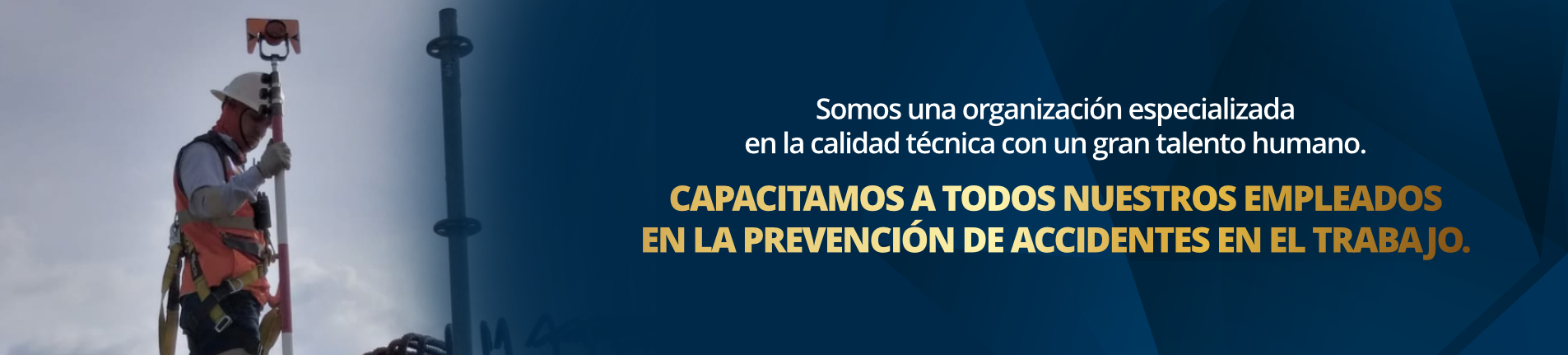 Capacitación en prevención de accidentes